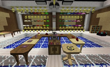BiblioCraft mod for Minecraft 1.7.10