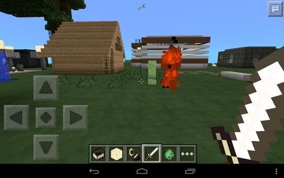 Minecraft pe 0.9.5. скачать