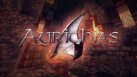 Ayrithias Resource Pack for minecraft 1.7.10