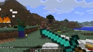 Herobrine Mod for Minecraft 1.7.10