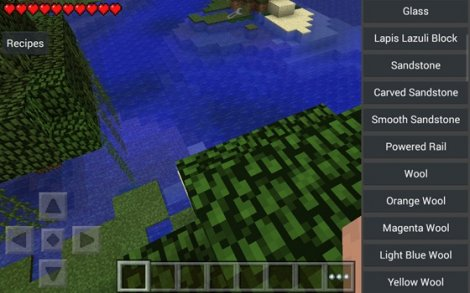 Mod CraftGuide - find out all the recipes in the MCPE!