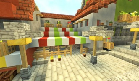 Texture pack «Willpack» - unreal beauty in minecraft PE! [0.9.5]