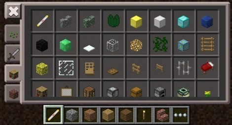 LivingBlock mod for MCPE 0.9.5.1— quicken blocks!