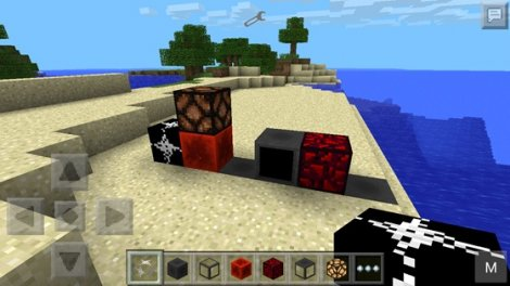 StroyCraft mod v.7 for Minecraft Pocket Edition 0.9.5.2