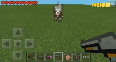 Pixel Gun Mod 3D for Minecraft Pocket Edition 0.9.5.2