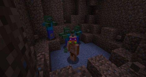 New Minecraft v 1.8 (link)