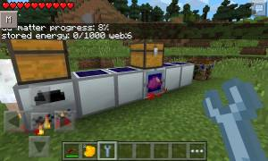 Factorization mod 3.0 for Minecraft PE 0.9.5
