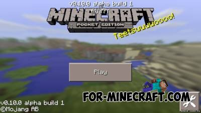 Block Launcher 1.8 Beta  for Minecraft Pocket Edition 0.10.0