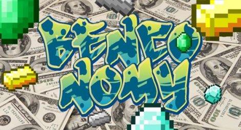 Benconomy mod V2.0 Minecraft PE 0.9.5.2