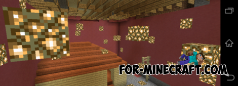 Atlantis map for Minecraft Pocket Edition 0.10.0