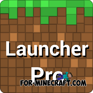 Block Launcher 1.8 PRO for Minecraft PE 0.10.Х
