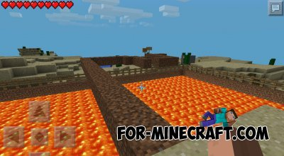 Stumbo Map for Minecraft Pocket Edition 0.10.4