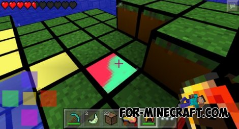 Jazztopia mod for Minecraft PE 0.9.5