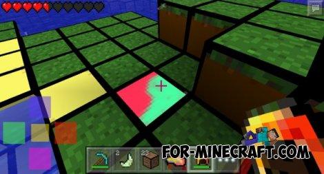 Jazztopia mod for Minecraft PE 0.9.5