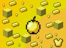 Midas Touch mod for Minecraft Pocket Edition 0.10.4/0.10.0