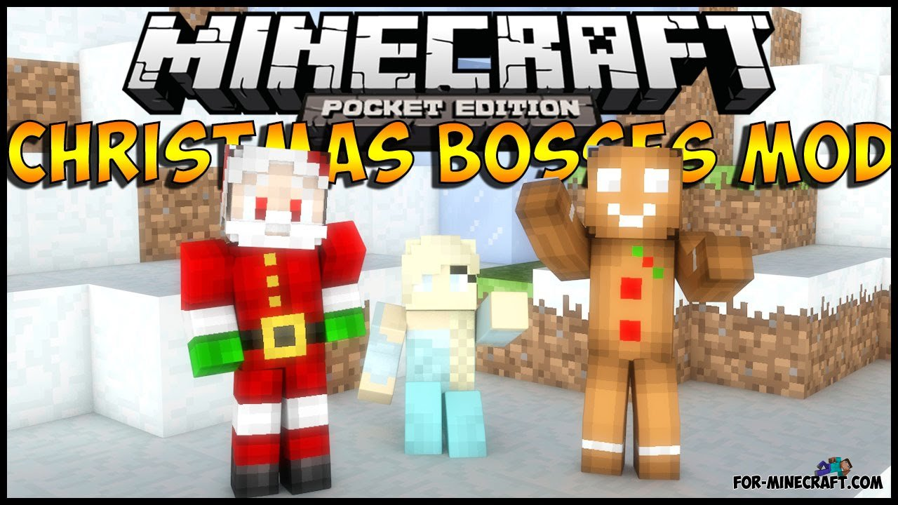 Christmas Decorations In Minecraft Pe : Articles for