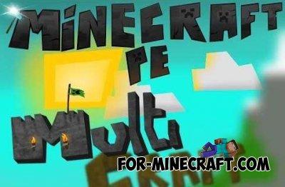 MultiCraftPE mod for Minecraft PE 0.10.4