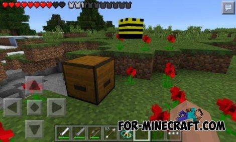 Factorization mod 3.5 for Minecraft Pocket Edition 0.10.4