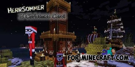 Christmas texture Pack for Minecraft PE 0.10.4