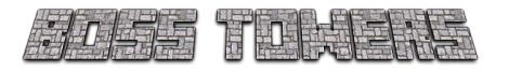 Boss Towers mod for Minecraft Pocket Edition 0.10.4