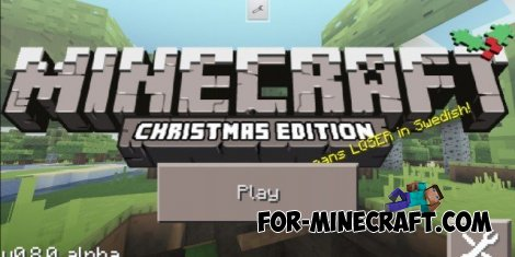 Mega Christmas Pack for Minecraft Pocket Edition 0.10.4