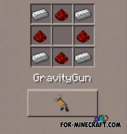 Portal Gun 2 mod for Minecraft PE 0.10.4