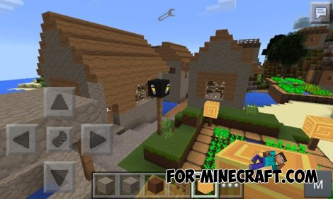 Beautilistic texture pack 16x16 for Minecraft 0.10.4