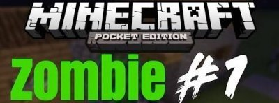 Adventure Map Zombie Virus for 0.10.4 / 0.10.5