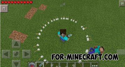 Zelda Sword Skills for Minecraft PE 0.10.5