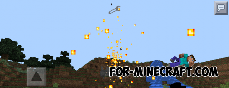 """Harry Potter"" mod for Minecraft PE 0.10.5"
