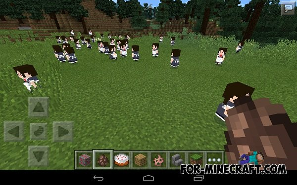how do you make spawn eggs in minecraft pe