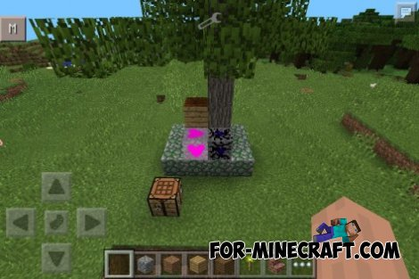 Functions Dreams mod for MCPE 0.10.4