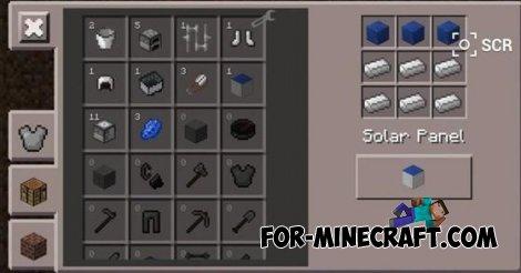 Alternate Furnace Power mod for Minecraft PE 0.10.4