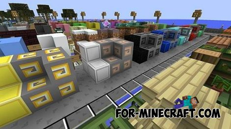 Nuper Gummi 16x texture pack for MCPE 0.10.5