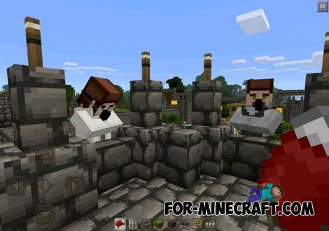 Kalos texture + shaders for Minecraft PE 0.10.5