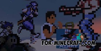 Pixel art for Minecraft Pocket Edition 0.10.0 - 0.10.5