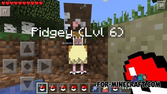 minecraft mod pokecube download pe