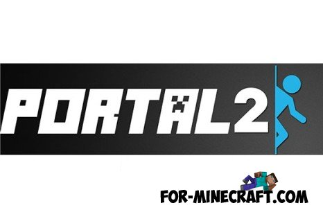 Portal 2 map for MCPE 0.10.5