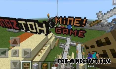 Mini games for MCPE 0.10.5
