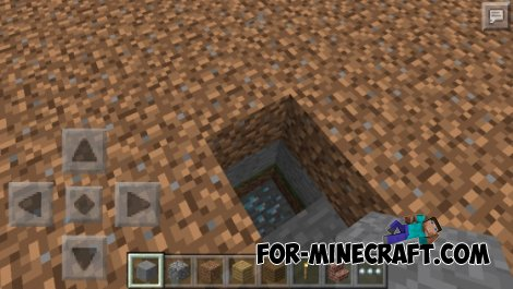 Layers Mod for Minecraft PE 0.10.5