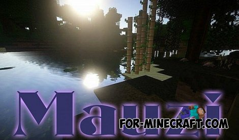 MauZi Realistic Resource Pack for Minecraft 1.8.2