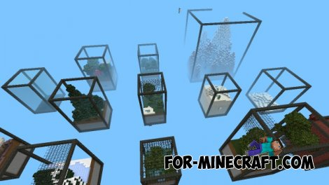 Prism survival map for MCPE 0.10.5