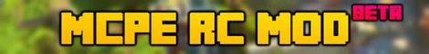 MCPE RC mod for Minecraft PE 0.10.5