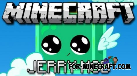 Jerry mod for MCPE 0.10.5