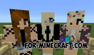 The Sims Craft Mod V1.5 for Minecraft Pocket Edition 0.10.5