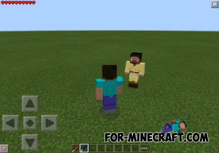 Star Wars mod for Minecraft Pocket Edition 0.10.5