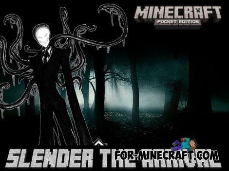 Slendercraft Map for Minecraft Pocket Edition 0.10.5