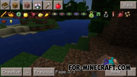 PC Mod for Minecraft PE 0.10.5