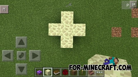 HEXTRAL mod for Minecraft PE 0.10.5