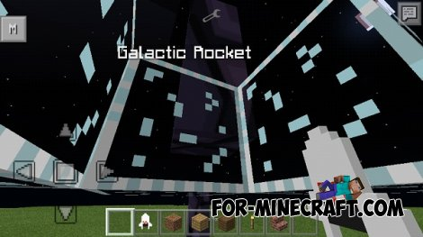 Galactic Mod for Minecraft PE 0.10.5